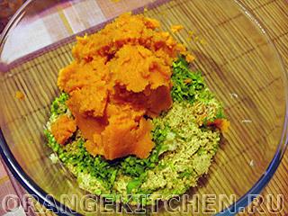 Постная морковная запеканка: Фото 4