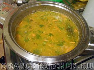 Постный овощной суп с маком: Фото 5