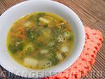 Как сварить постный овощной суп