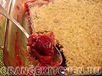 Вегетарианский рецепт ягодного кобблера