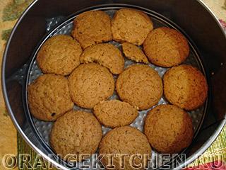 Вегетарианский овсяный торт без выпечки: Фото 1