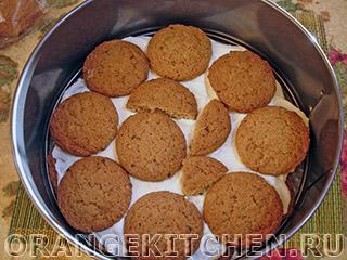 Вегетарианский овсяный торт без выпечки: Фото 4
