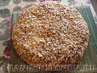 Вегетарианский овсяный торт без выпечки: Фото 8