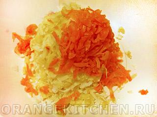 Вегетарианская запеканка из кус-куса с брокколи: Фото 3