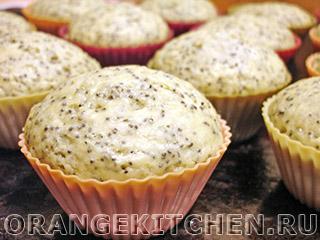 Постные кексы без масла и яиц: Фото 6