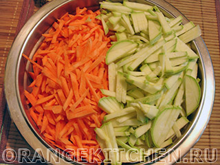 Морковное рагу с макаронами: Фото 1