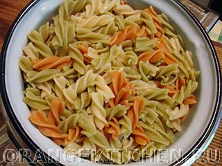 Морковное рагу с макаронами: Фото 4