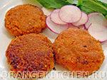 Вегетарианский рецепт классических морковных котлет