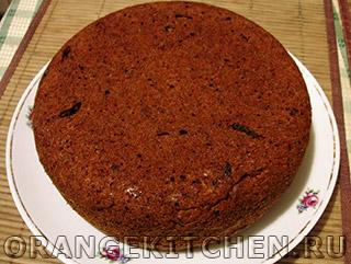 Постный морковный кекс в мультиварке: Фото 8