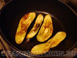 Вегетарианский салат с баклажанами: Фото 2