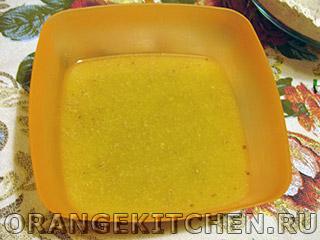 Клюквенный хлеб без яиц и без масла: Фото 3