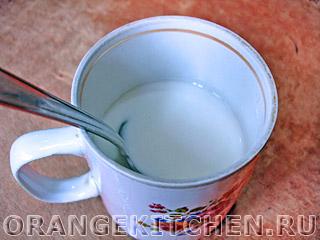 Яблочный кисель без сахара: Фото 3