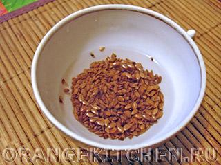 Кукурузный кекс без яиц с маком: Фото 2