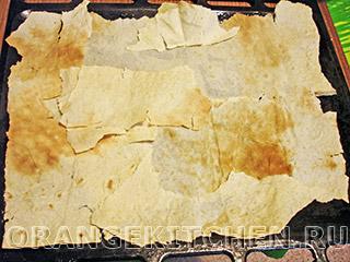 Вегетарианская быстрая лазанья из лаваша: Фото 4