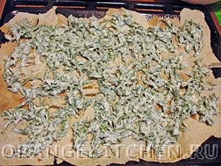 Вегетарианская быстрая лазанья из лаваша: Фото 5