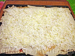 Вегетарианская быстрая лазанья из лаваша: Фото 7