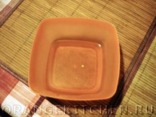 Вегетарианский бисквит на аквафабе: Фото 2