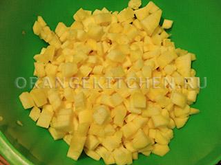 Вегетарианское рагу для кормящих мам: Фото 2