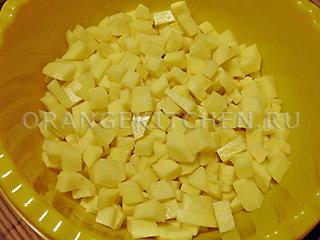 Вегетарианское рагу для кормящих мам: Фото 6