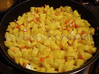 Вегетарианское рагу для кормящих мам: Фото 7