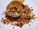 Вегетарианский рецепт запеченных мюсли (гранолы)