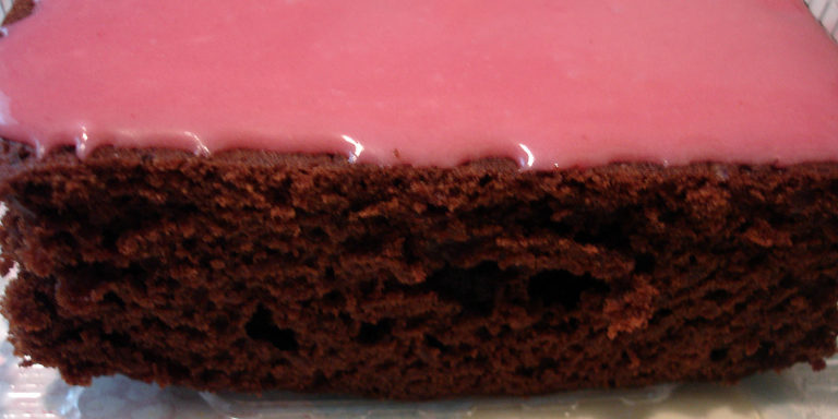 Веганский шоколадный кекс со свеклой