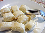 Как приготовить ленивые вареники без яиц
