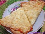 Рецепт вегетарианской пиццы 4 сыра
