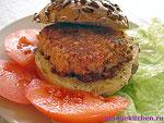 Вегетарианский рецепт постных гречневых котлет
