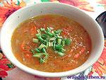 Вегетарианский рецепт постных щей из квашеной капусты