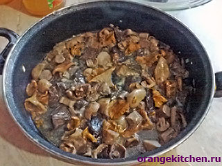 Запеканка из кукурузной крупы с брокколи – кулинарный рецепт