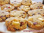 Вегетарианский рецепт печенья из рисовой муки