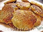 Вегетарианский рецепт кабачковых оладий без яиц
