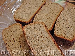 Пряный хлеб с травами