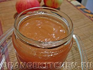 Яблочное пюре (Apple sauce)