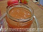 Вегетарианский рецепт яблочного пюре
