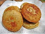 Вегетарианский рецепт пирожков с помидорами
