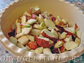 Яблочная пастила без сахара: Фото 1