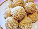 Вегетарианский рецепт диетического печенья