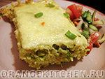 Вегетарианский рецепт запеканки из кус-куса