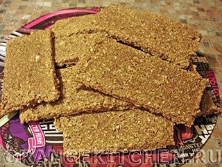Гречневые хлебцы без выпечки