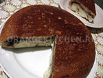 Вегетарианский рецепт коричного кекса без яиц