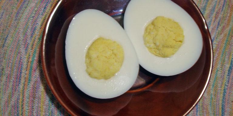 Вегетарианские яйца