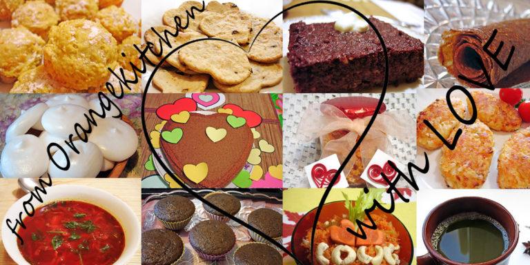 Вегетарианские рецепты ко Дню святого Валентина
