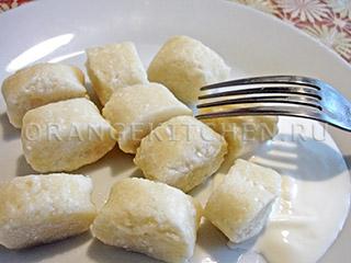 Ленивые вареники из творога рецепт без фото
