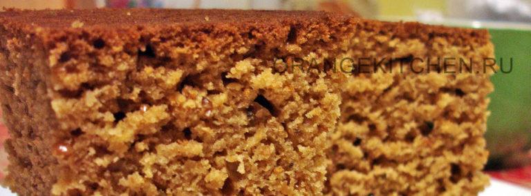 Веганский кекс из яблочного пюре без яиц