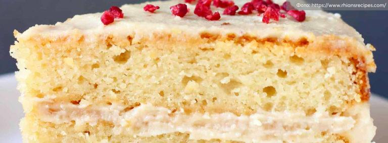 Веганский торт – рецепт без глютена и без яиц